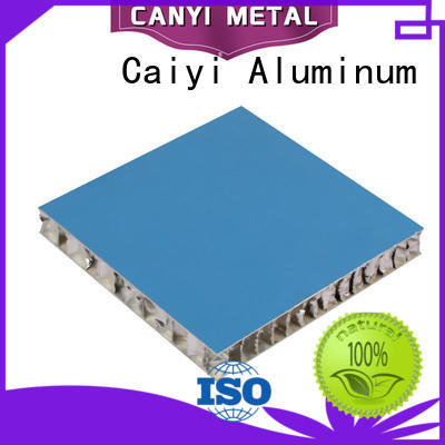 100% quality aluminum honeycomb panels best manufacturer for curtain wall