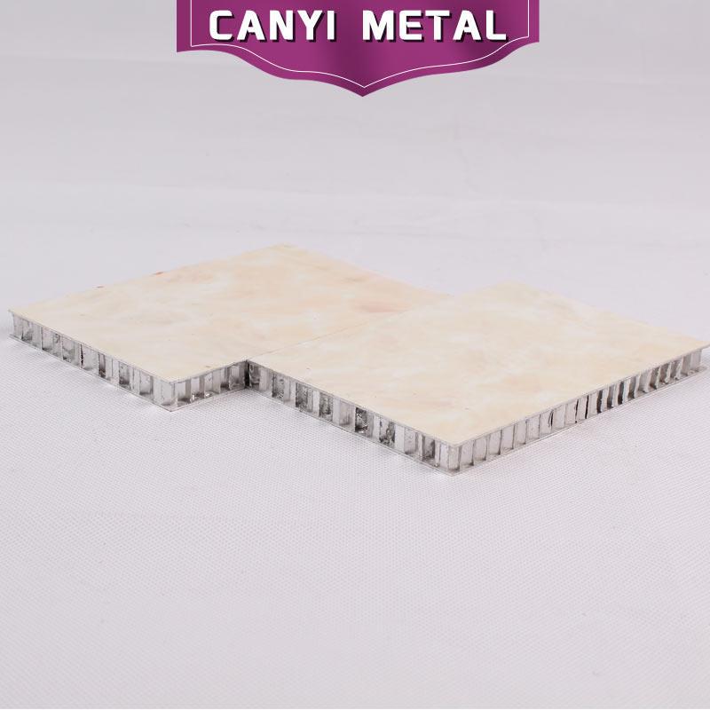 Decoration Material Curtain Wall Usage Aluminum Honeycomb Panel