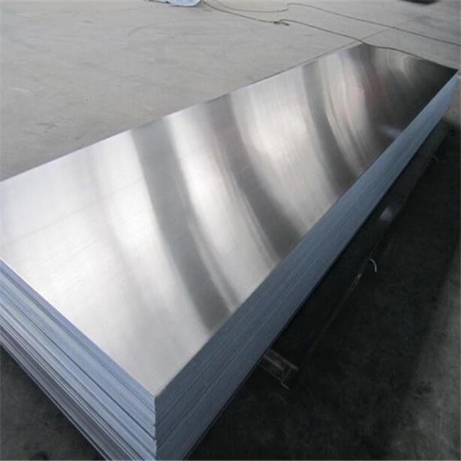 Alloy 6061 T5 T6 Aluminum Plate for Trailer Wall Panelsa