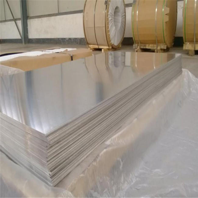 1mm Thick Aluminum Sheets with Mill Finish