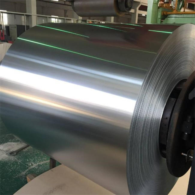 5052 H22 Color Coated Aluminum Coil with Film Thermal Insulation From China Supplier