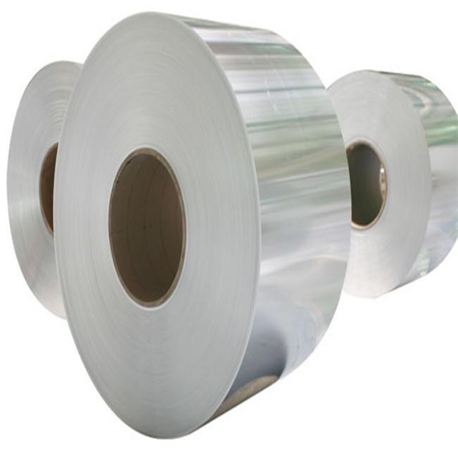 3105 H26 Gutter Aluminum Coils Color Coated PVDF Resin Aluminum Coil
