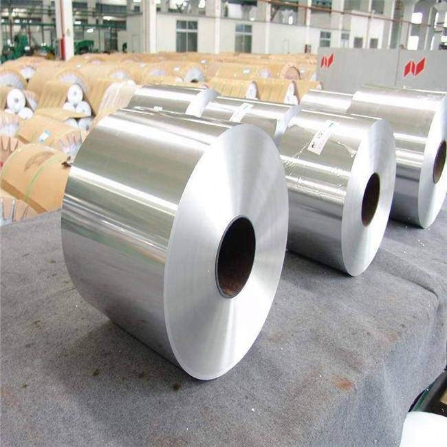 3105 H26 Gutter Aluminum Coils Color Coated PVDF Resin Aluminum Coil