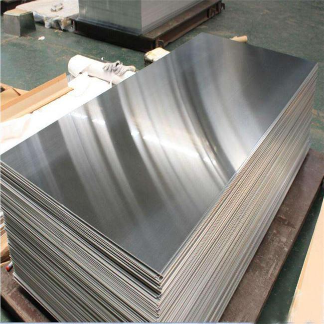 Aluminum Plate Alloy 5754 H22 H111 for Car Body