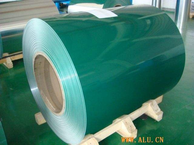 3003 1050 Various Color Coating Painted Aluminum Coil Strip Price