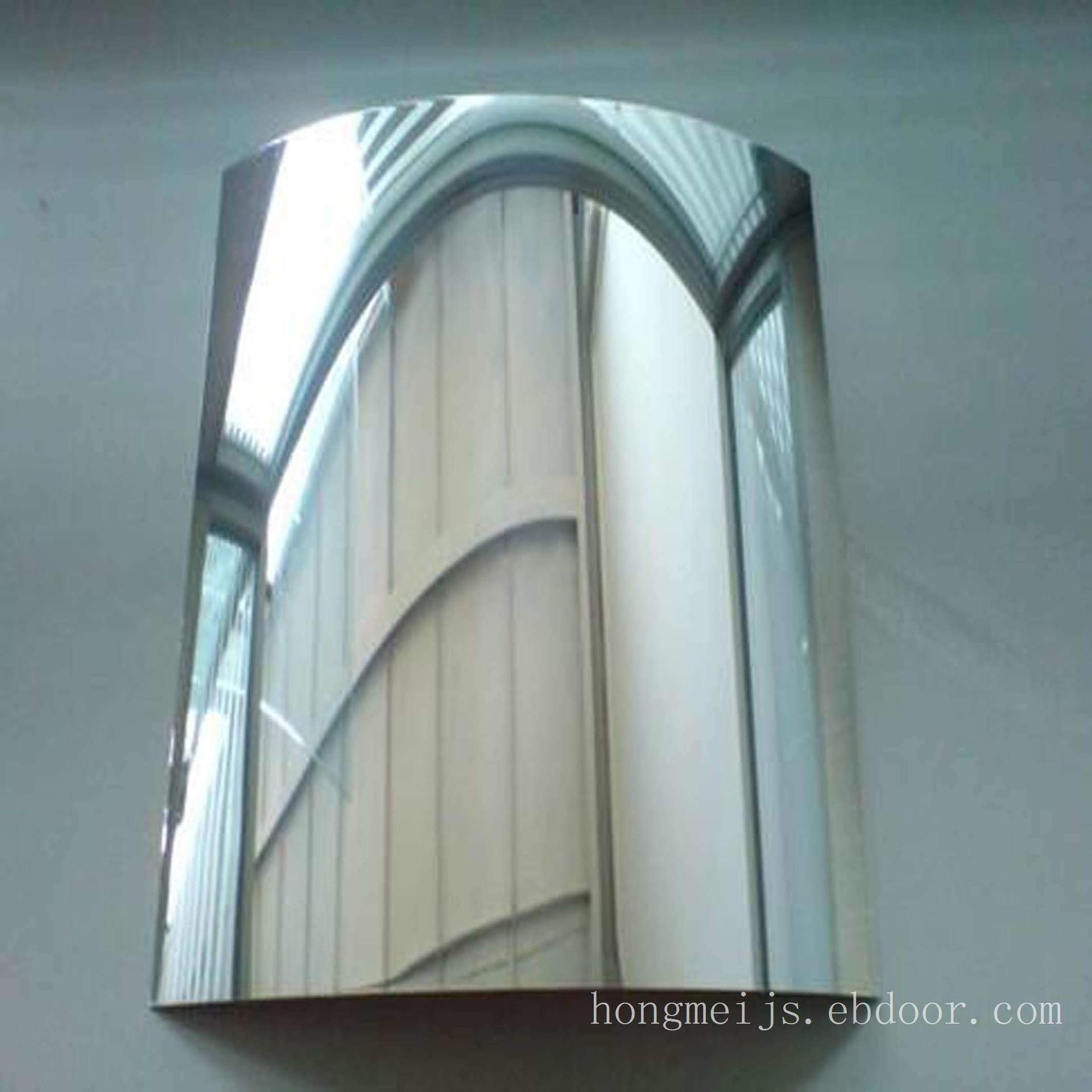 Mirror Aluminum Reflective Coil Price for Roof Decoration