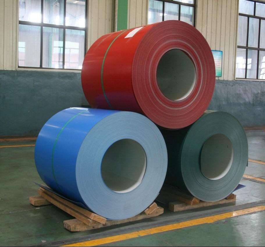Wholesale Color Coated Aluminum Channel Letter Coil 3105 3003 H16 Price