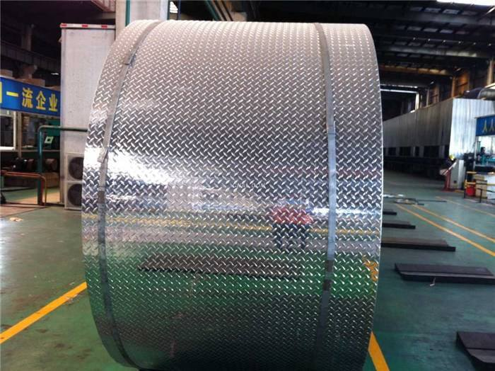 Alloy 3003 3004 3105 H14 Extra Width Aluminum Coil for Channel Letter