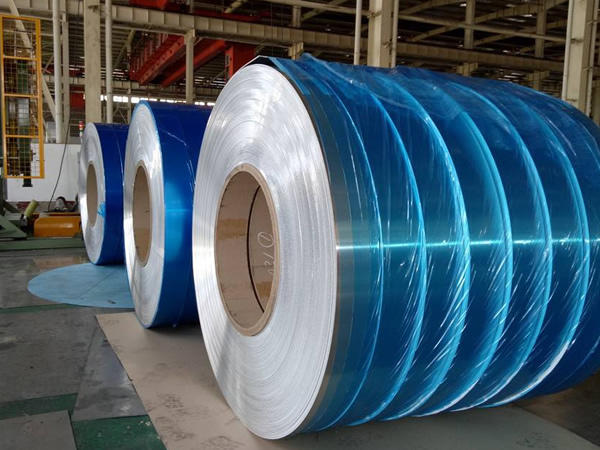 China Factory 1050 Price Aluminum Coil for Channel Letter