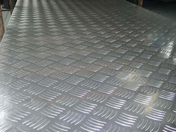 3003 H14 H24 Embossed Patterned Aluminum Plate Price