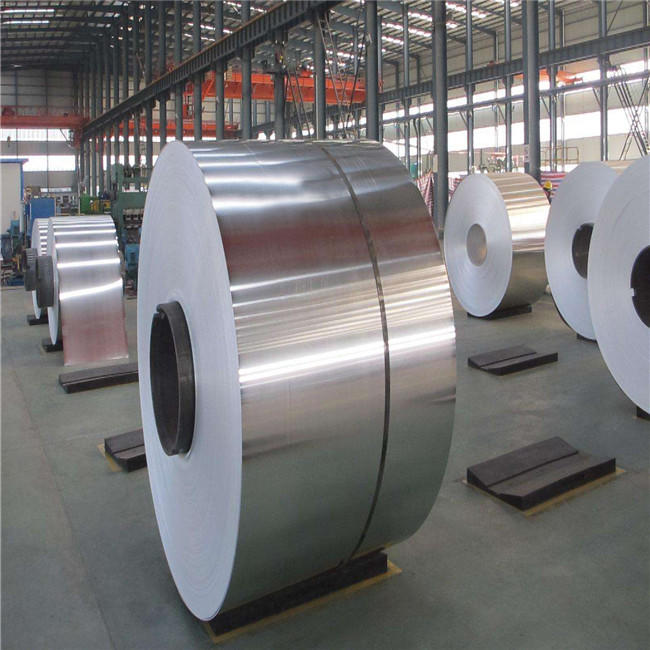 0.8mm Anodized Aluminum Coil H24 5000series Aluminum Coil for Roofing Sheet