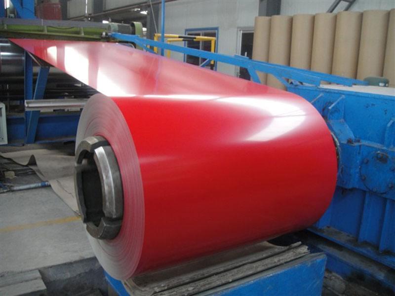 Cast Rolling 1050 H24 Color Aluminium Coil Jumbo Roll 1.5mm Price