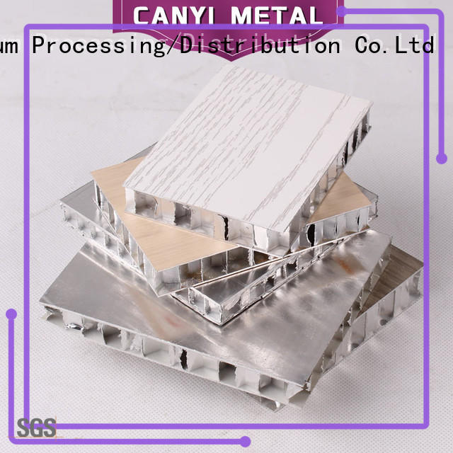 Caiyi honeycomb sheet fast shipping for construction