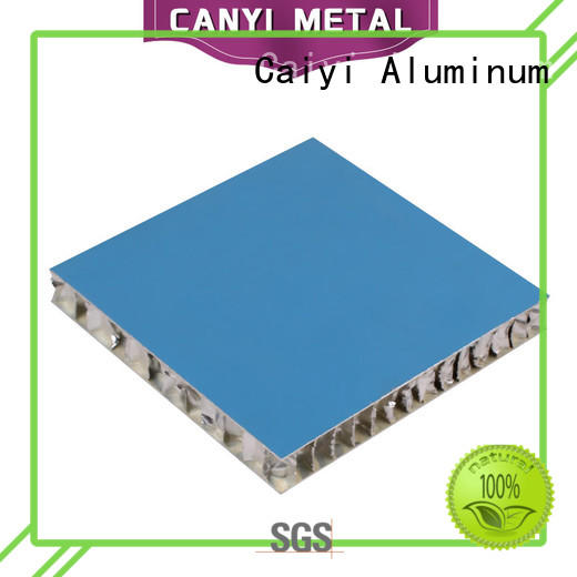 Caiyi best honeycomb sheet series for elevator