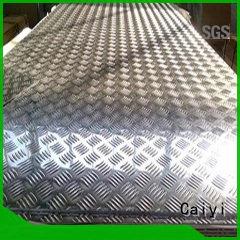 custom cutting aluminum sheet from China for nameplates