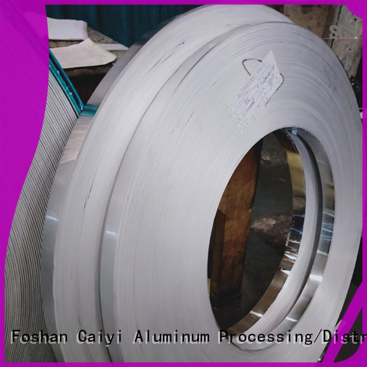 Caiyi aluminum coil stock from China for keys