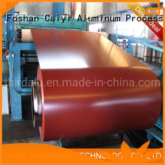 waterproof aluminum panel sheet export worldwide for stoppers