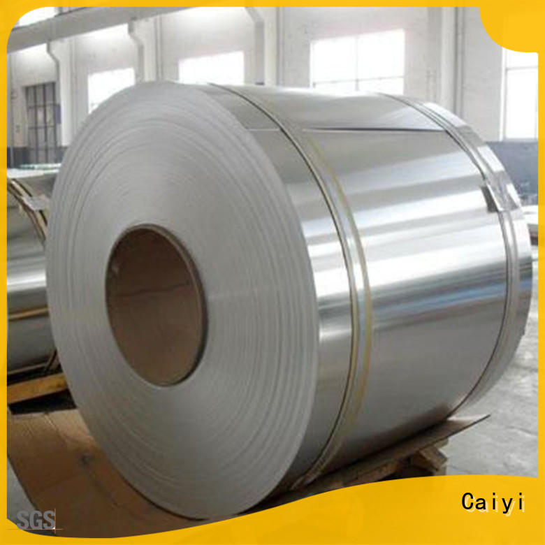 Caiyi embossed 3003 aluminum plate brand for gutters