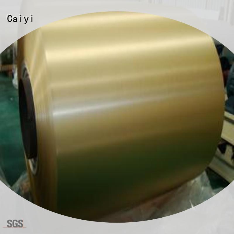 Caiyi 3003 aluminum sheet wholesale for importer