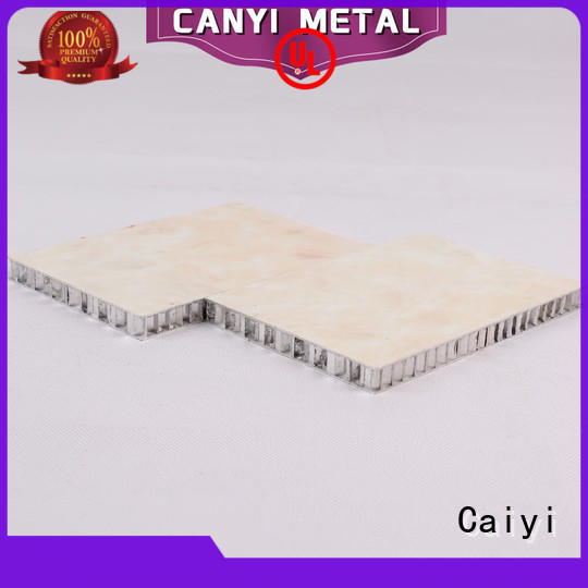Caiyi best honeycomb panel wholesale for elevator