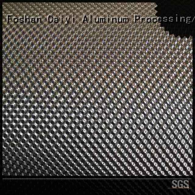 embossed aluminum panel sheet export worldwide for importer