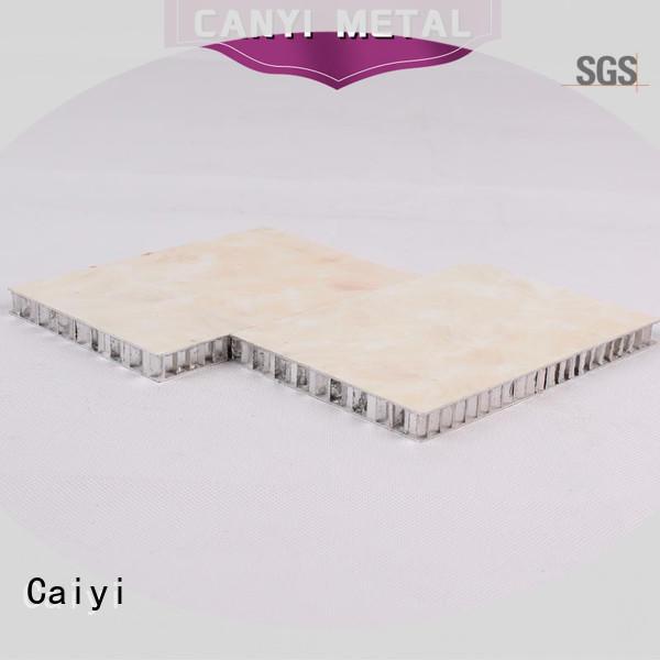 Caiyi honeycomb sheet manufacturer for elevator