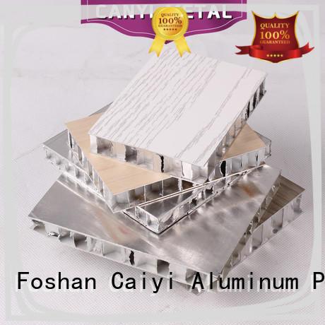 finest aluminum honeycomb panels manufacturer for curtain wall