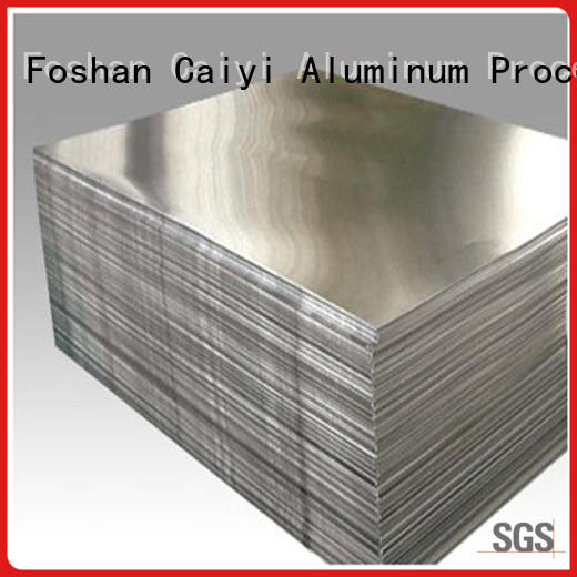 cheap aluminum panel sheet brand for stoppers