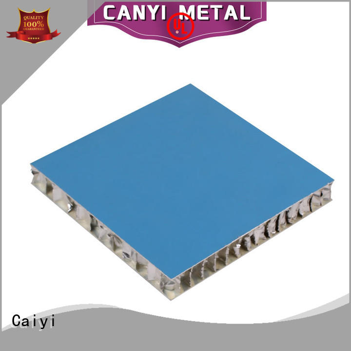Caiyi best Aluminum Honeycomb Plate wholesale for hardware