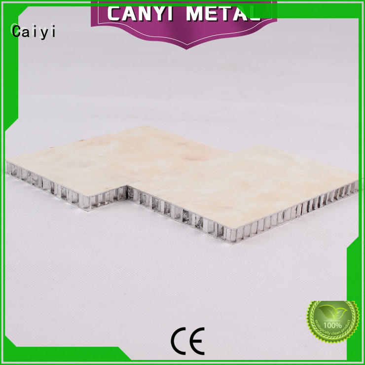 100% quality aluminum honeycomb best supplier for elevator