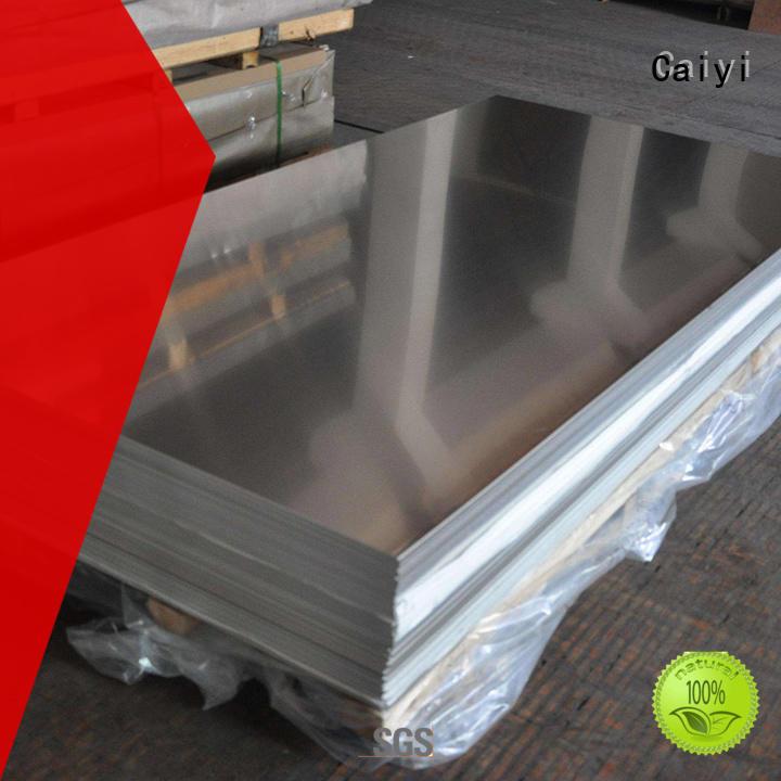 price thin aluminium sheet wholesale for radiators Caiyi