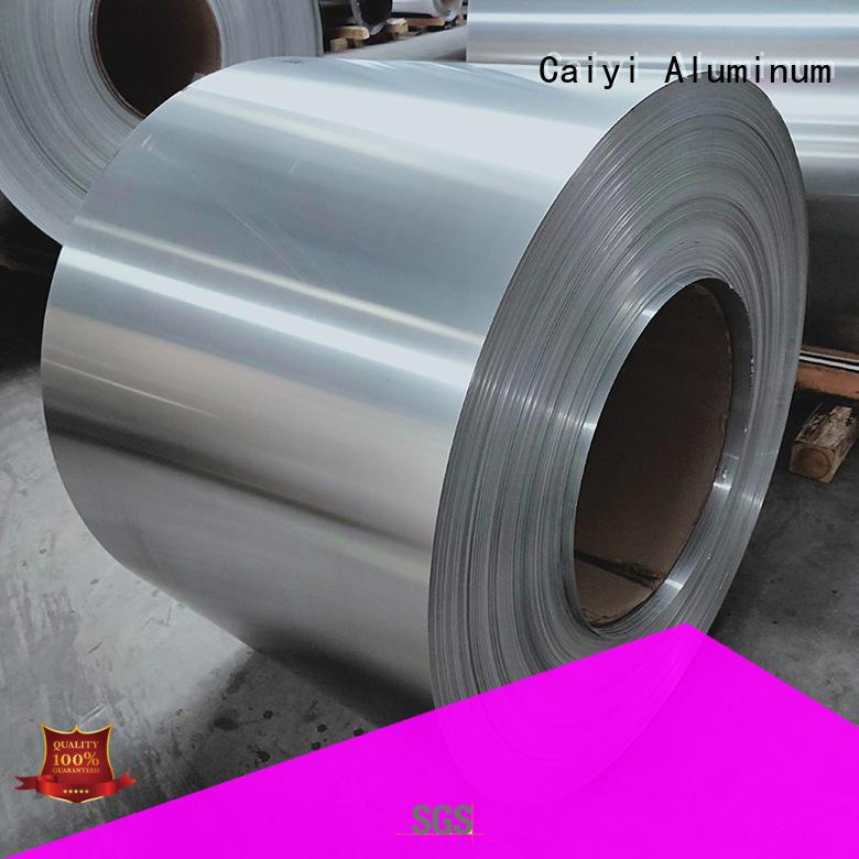 Caiyi aluminum aluminium alloy 6061 price aluminum for industry