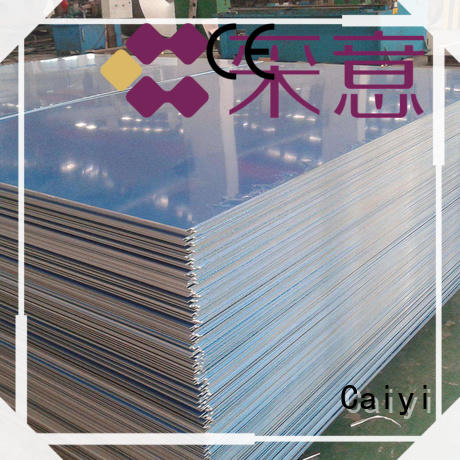 high quality aluminium alloy sheet wholesale for gutters