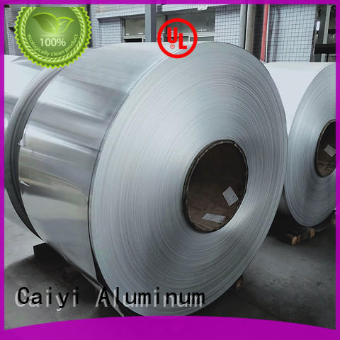 Caiyi prime 5052 h32 aluminum sheet manufacturer for factory