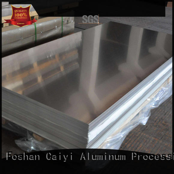 plate series colored Caiyi Brand stainless steel sheet metal
