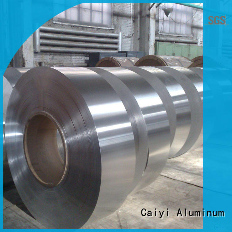 Caiyi aluminum sheet roll customization for factory