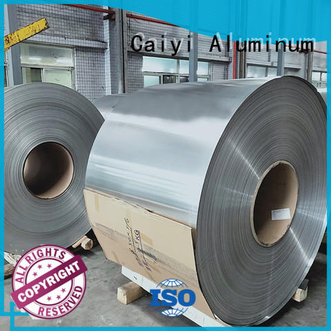 Caiyi 3003 h14 aluminum quick transaction for various occasions