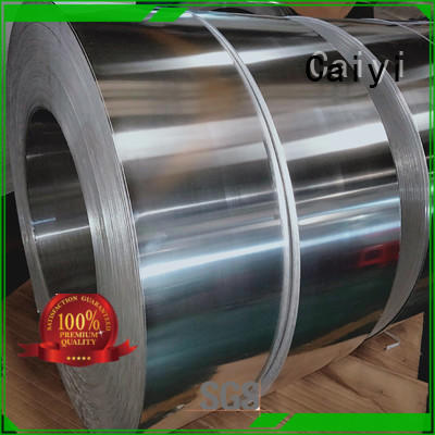 Caiyi high quality stainless steel sheets for sale brand for hardware