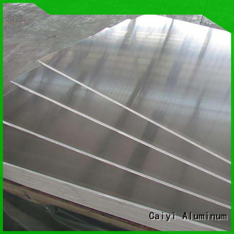 waterproof aluminum foil sheets wholesale for nameplates
