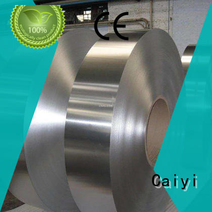 coil great uses stainless steel sheet metal Caiyi Brand