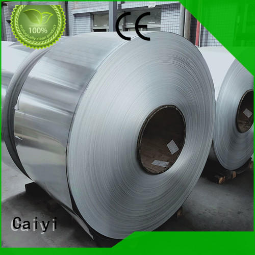 Caiyi buy aluminum sheet wholesale for metal parts