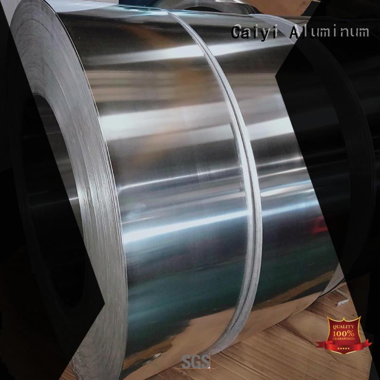 Caiyi online cutting aluminum sheet window for hardware