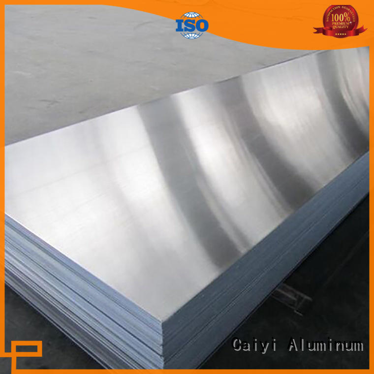 Quality Caiyi Brand pepvdf stainless steel sheet metal