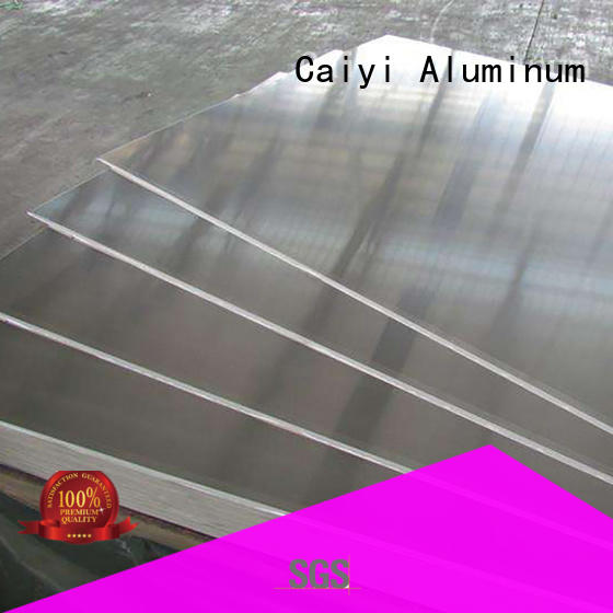 Caiyi famous home depot aluminum wholesale for industry