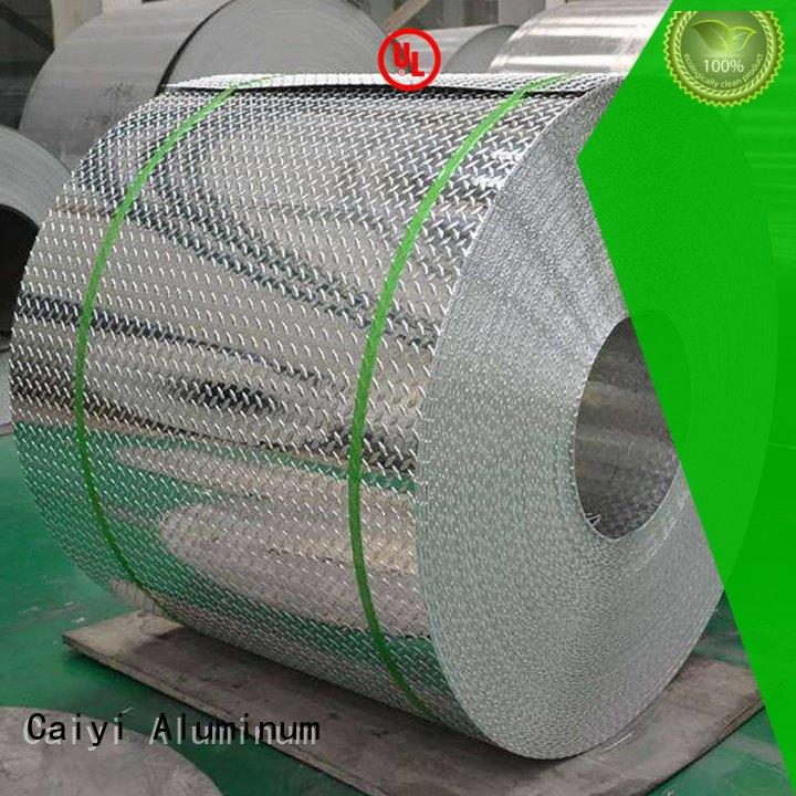 Caiyi 3003 h14 aluminum export worldwide for various occasions