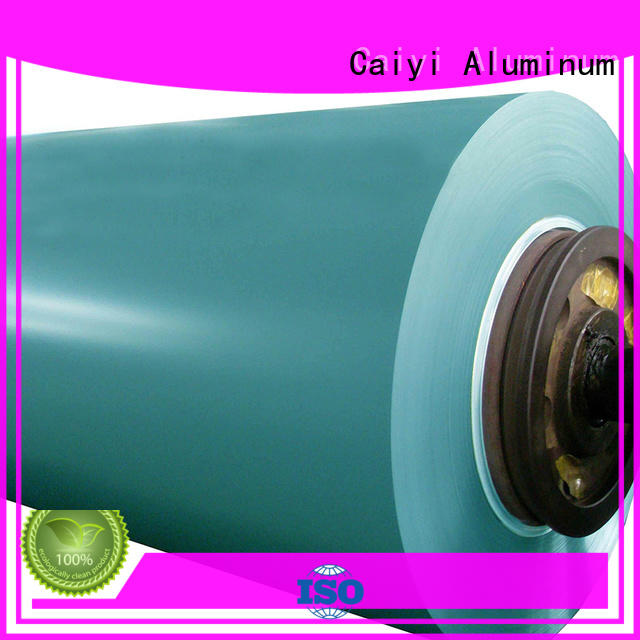 Caiyi Brand sale great application stainless steel sheet metal manufacture