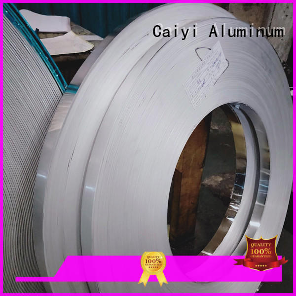 Caiyi low stainless steel sheet metal series for factory