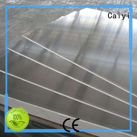 Caiyi strip stainless steel sheets for sale uses for keys