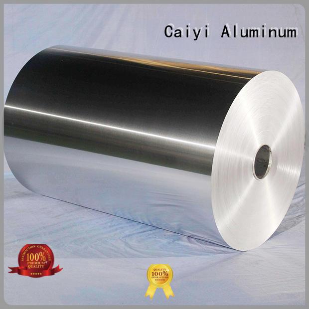 Quality Caiyi Brand 4x4 sheet aluminum wall