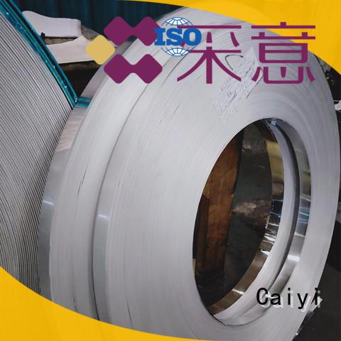 Caiyi online aluminium board supplier for hardware